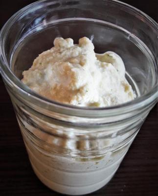 Creme macadamia